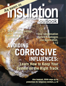 Insulation Outlook Cover 12-14
