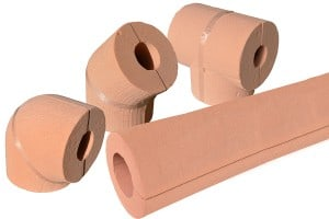 PolyPhen™ Insulation Fittings, Elbows, and T's