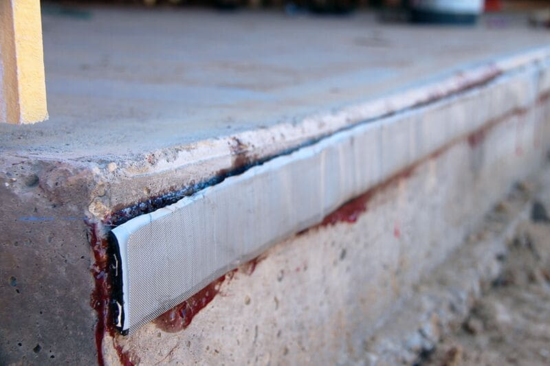 TERM® Barrier for Isolation Joints