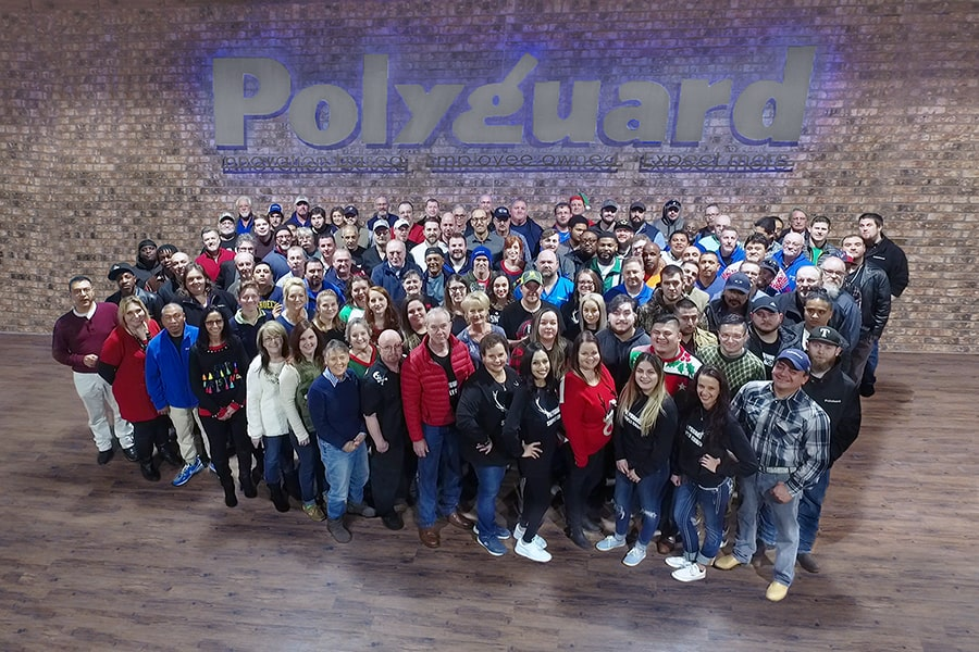 Polyguard Employees Picture